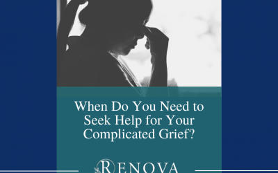 When You Need to Seek Help for Your Complicated Grief